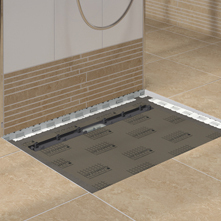 LUX ELEMENTS TUB LINE®   Overview   Linear drainage