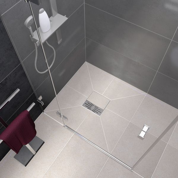 Superior Since January 2015 Lux Elements Offers The Innovative Product TUB PUMP In  Various Dimensions In The Product Group For Flush With The Floor Showers.