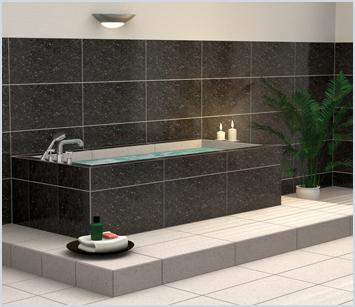 Lux elements relax bw kits de construction pour baignoire for Equipement baignoire