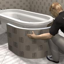 lux elements element sl sq panneau de construction pr rainur. Black Bedroom Furniture Sets. Home Design Ideas