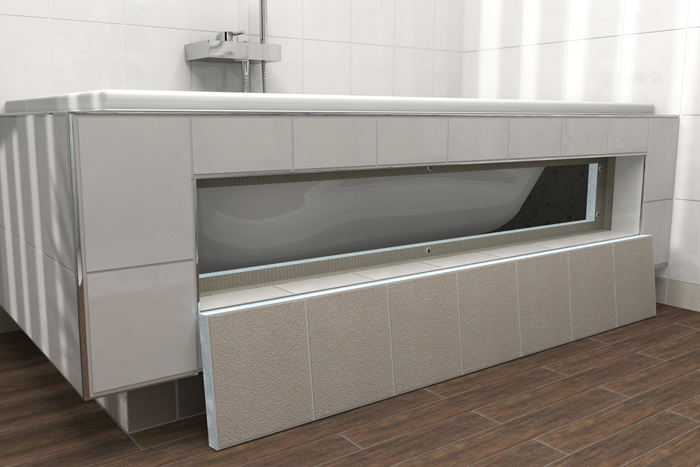 Lux elements top vue d ensemble - Trappe a carreler ...