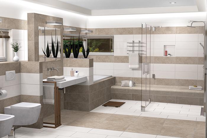 Lux elements s a s panneaux pr ts carreler et pi ces - Elements salle de bain ...