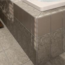 Lux elements top tr habillage pour baignoire rectangulaire standard - Habillage baignoire pvc ...