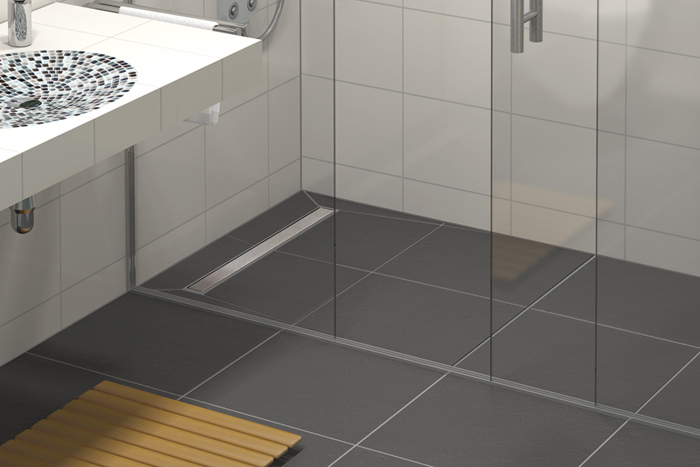 Lux Elements Tub Line 174 Overview Linear Drainage