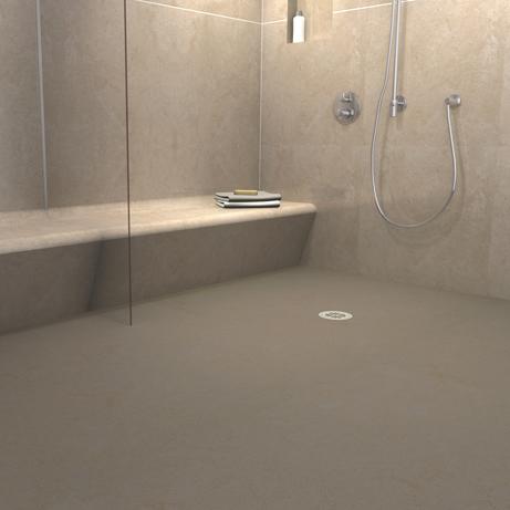 lux elements tub pl b receveurs pour rev tements tanches type sol souple. Black Bedroom Furniture Sets. Home Design Ideas