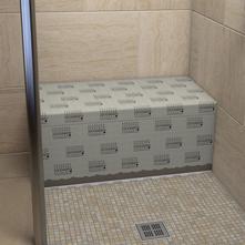Lux elements tub bol receveur de douche pour - Accessoires douche italienne ...