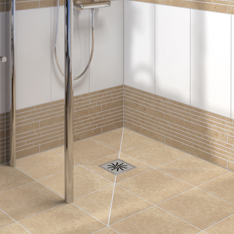 Lux Elements Tub Receveurs De Douche à L Italienne