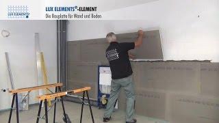 Bouwplaat Voor Badkamer : Lux elements® element el het universele bouwpaneel